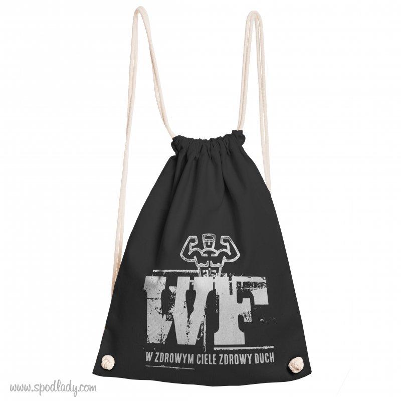 """Plecak-worek """"WF"""""""